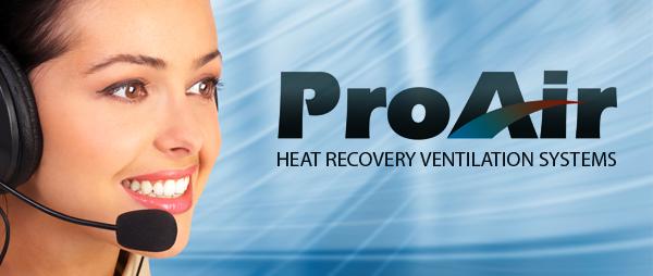 Contact ProAir Today!